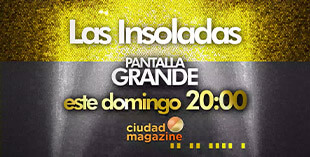 <p> Pantalla Grande</p>