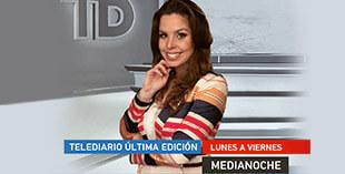 <p> Telediario última edición</p>