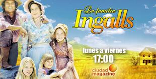 <p> La Familia Ingalls</p>