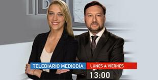 <p> Telediario Mediodia</p>