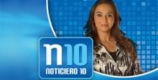 <p> Noticiero 10 Primera Edición</p>