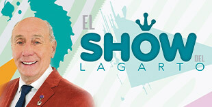 <p> El show del lagarto</p>