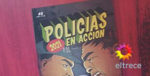 <p> Policías en Acción</p>