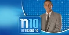 <p> Noticiero 10 Segunda Edición</p>