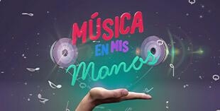 <p> Música en mis manos</p>