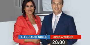 <p> Telediario Noche</p>