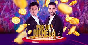 <p> Por Una Moneda</p>
