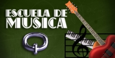 <p> Escuela de m&uacute;sica</p>