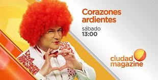 <p> Corazones ardientes</p>