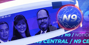 <p> Noticiero 9 Central</p>