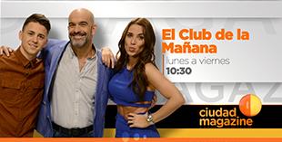 <p> El club de la Ma&ntilde;ana</p>
