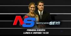 <p> Noticiero Seis Primera Edici&oacute;n</p>
