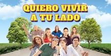<p> QUIERO VIVIR A TU<strong> </strong>LADO</p>