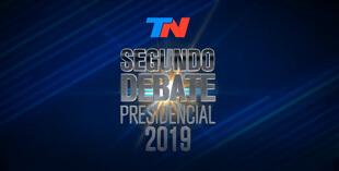 <p> Segundo Debate Presidencial 2019</p>