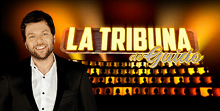 <p> La tribuna de Guido</p>