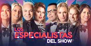 <p> Los Especialistas del Show</p>