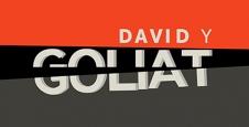 <p> David y Goliat</p>