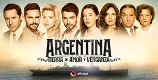 <p> ARGENTINA, tierra de</p> <p> amor y venganza</p>